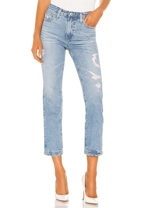 AG Adriano Goldschmied Isabelle Straight Leg Jean. Size 25,27,28,30.
