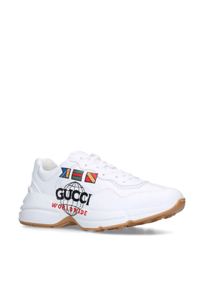 Gucci Rhyton Worldwide Sneakers