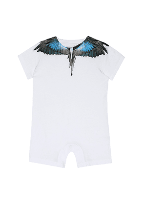 Baby Wings cotton onesie