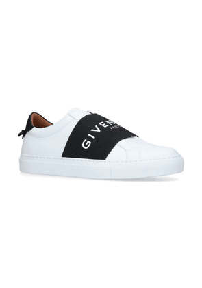 Givenchy Elastic Panel Knot Sneakers