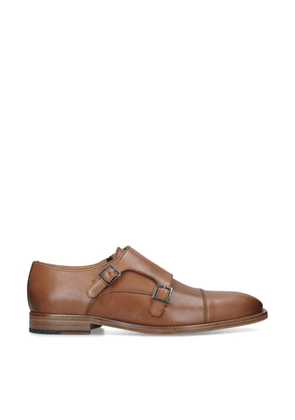 Paul Smith Frank Double Monk-Strap Derby Shoes