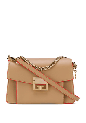 Givenchy Small Leather GV3 Cross-Body Bag