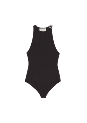 Swimsuit with crystal Square G