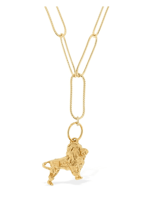Lion In The Night Necklace
