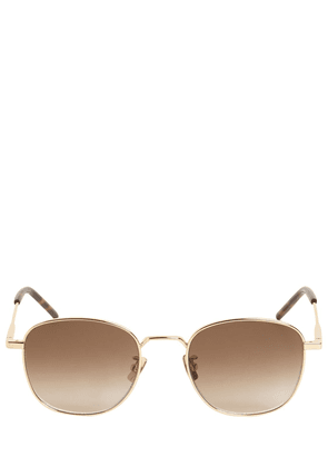 Sl 299 Round Metal Sunglasses