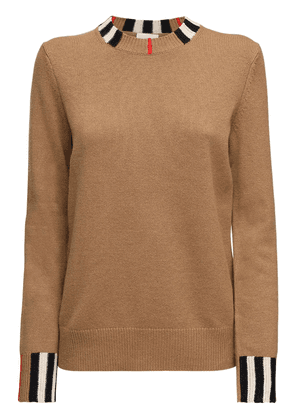 Eyre Cashmere Knit Sweater