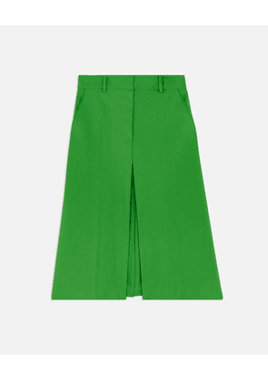 Stella McCartney Green Alisha Tailored Skirt, Women's, Size 6