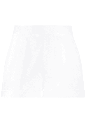 Dsquared2 tailored shorts - White