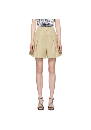 Erdem Tan Howard Tailored Shorts