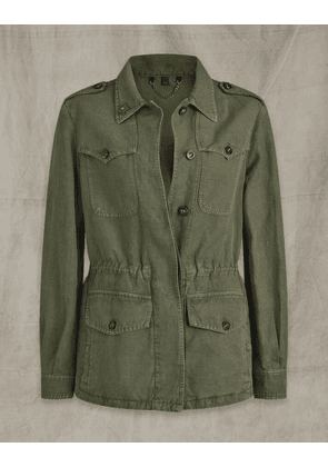 Belstaff MEDAL JACKET Green UK 4 /