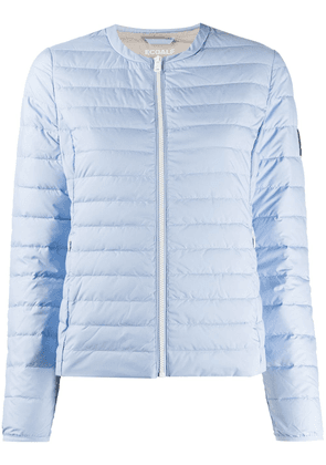 Ecoalf fitted padded jacket - Blue