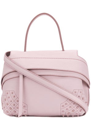 Tod's small Wave tote - PINK