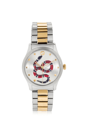 38mm G-timeless Snake Dial Watch