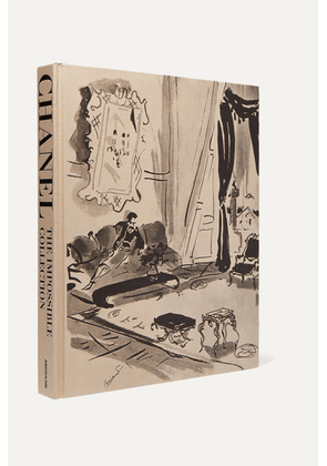 Assouline - Chanel: The Impossible Collection Hardcover Book - Black