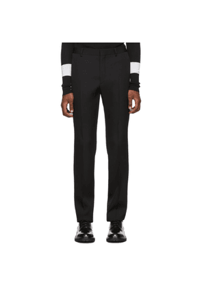 Givenchy Black Cigarette Trousers