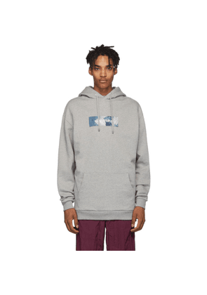 Filling Pieces Grey New World Hoodie