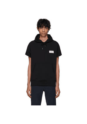 Givenchy Black Atelier Patch Hoodie