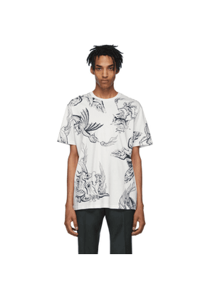 Givenchy Off-White Icarus T-Shirt