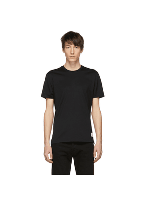 Givenchy Black Atelier Patch T-Shirt