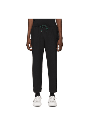 Kenzo Black Expedition Lounge Pants