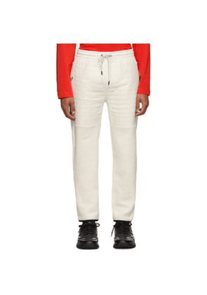 Kenzo Off-White Polar Tech Trousers