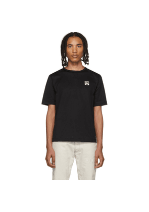Etudes Black Keith Haring Edition Unity Patch T-Shirt