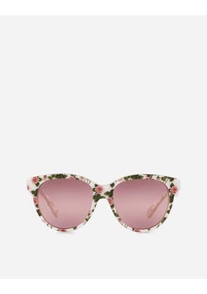 Dolce & Gabbana Sunglasses for Girls - TROPICAL ROSE SUNGLASSES TROPICAL ROSE