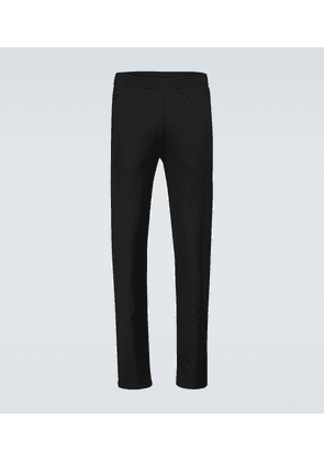 Slim tracksuit pants