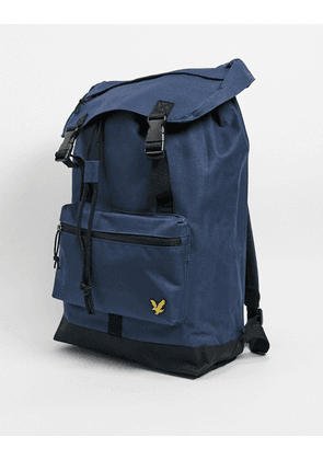 Lyle & Scott core backpack-Navy