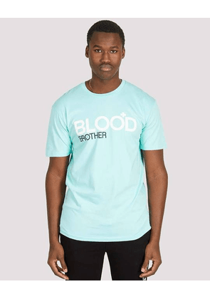Blood Brother Trademark Printed T-Shirt Mint