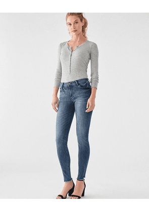 Florence Mid-Rise Jeans Barbon