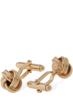 Braided Knot Cufflinks
