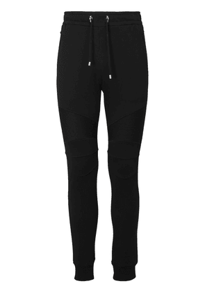 Logo Print Cotton Jersey Sweatpants