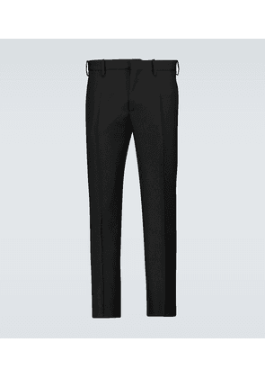 Wool formal pants