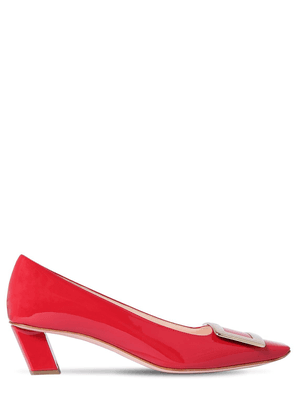 45mm Belle Vivier Patent Leather Pumps