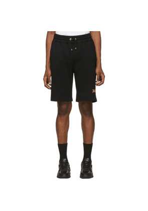 Filling Pieces Black Age Shorts