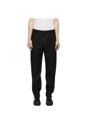 Isabel Marant Black Nerias Trousers
