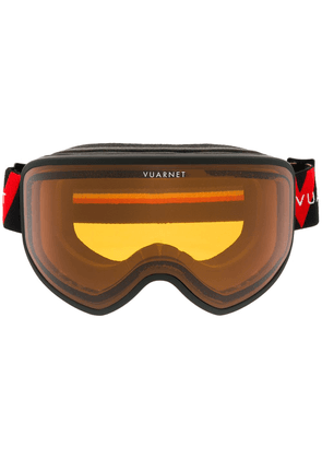 Vuarnet curved snow goggles - Black