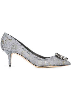 Dolce & Gabbana 'Belluci' pumps - Grey