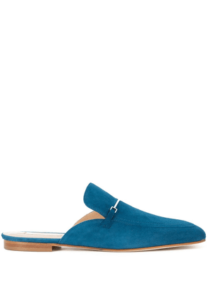 Fabio Rusconi mule slip-on loafers - Blue