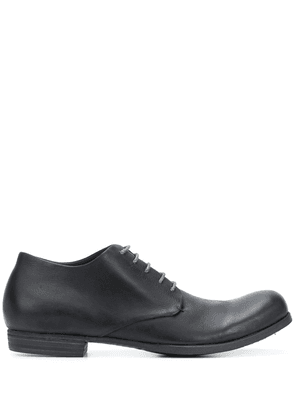 A Diciannoveventitre Kudu derby shoes - Black