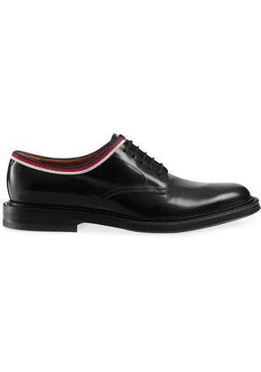 Gucci Leather lace-up - Black