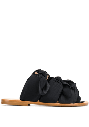 Gia Couture Melissa sandals - Black