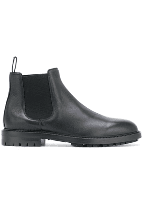 Dolce & Gabbana ridged sole Chelsea boots - Black