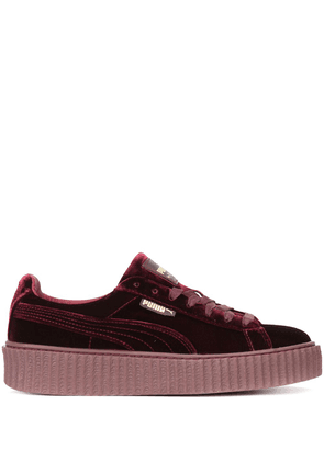 Fenty X Puma lace-up sneakers - Red