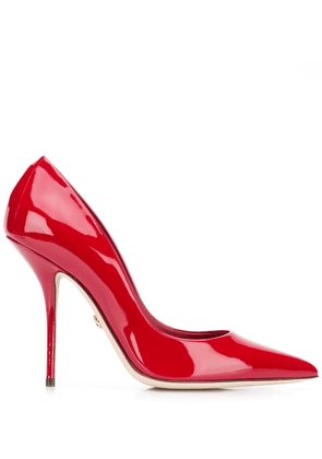 Dolce & Gabbana Cardinale pumps - Red