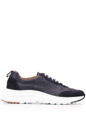 Fratelli Rossetti contrasting panel sneakers - Blue