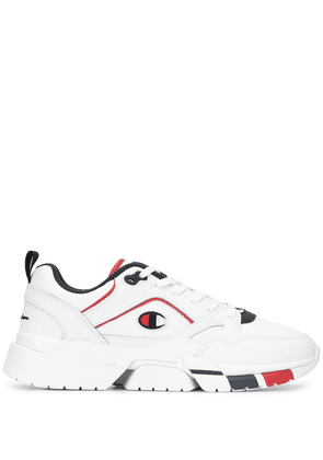 Champion Sports Inspired logo sneakers - White