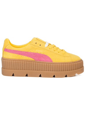 Fenty X Puma Cleated Creeper sneakers - Yellow