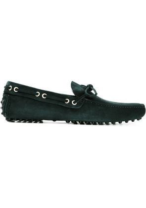 Car Shoe classic loafers - Green
